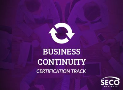 Business Continuity CERTIFICATION TRACK
