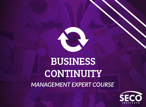 Business Continuity Management Expert