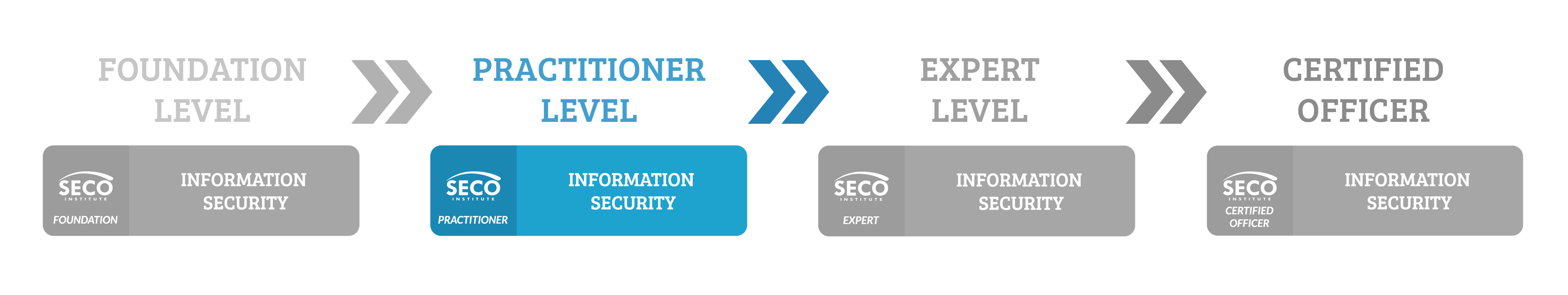 SECO-Institute Certification Track Information Security Practitioner