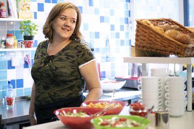 Linda van Burik - Gastvrouw & Catering