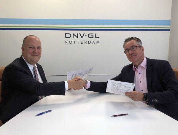 DNV GL overeenkomst